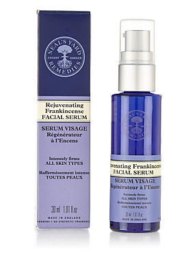 Rejuvenating Frankincense Facial Serum 30ml, , catlanding