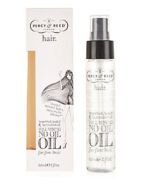 Smoothed, Sealed & Sensational Volumising No Oil, Oil (for Fine Hair) 60ml, , catlanding