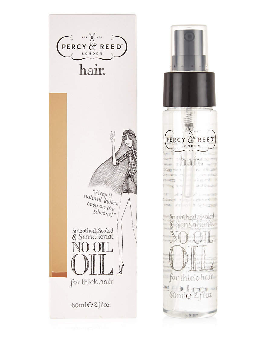 Smoothed, Sealed & Sensational No Oil, Oil (for Thick Hair) 60ml | M&