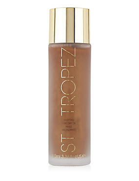 Self Tan Luxe Dry Oil 100ml