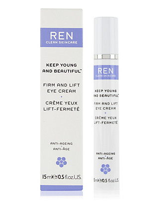 Keep Young & Beautiful Anti-Ageing Eye Cream 15ml Home