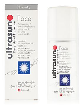 Face Anti-Pigmentation SPF50+ 50ml, , catlanding
