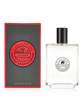 Indian Sandalwood Cologne 100ml