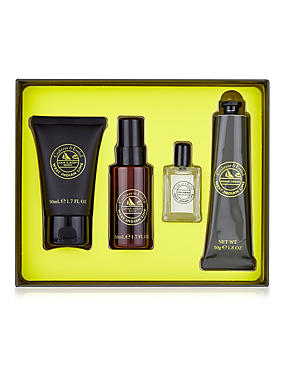 West Indian Lime Travel Set
