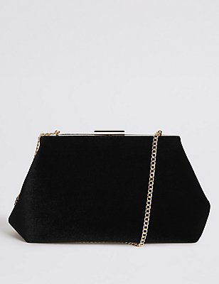 Large Frame Clutch Bag, , catlanding