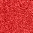 Faux Leather Bar Detail Shoulder Bag, RED, swatch