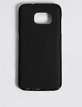 Samsung S7® Phone Case, BLACK, catlanding