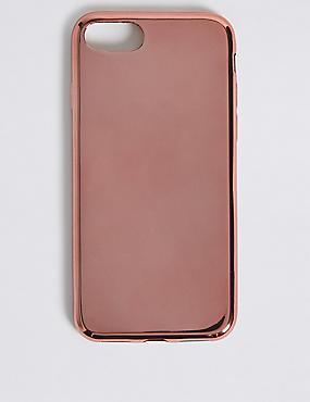 Samsung S7 Metallic Phone Case, GOLDEN ROSE, catlanding