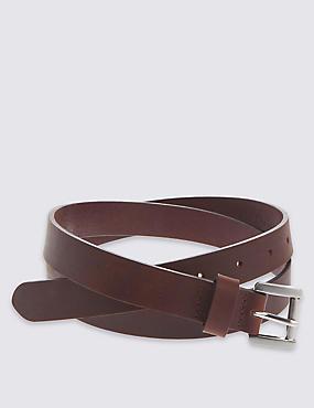 Leather Hip Belt, TAN, catlanding