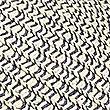 Gemêleerde sjaal en muts, MARINE MIX, swatch