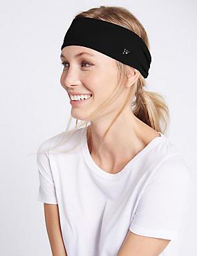 Active Headband, BLACK, catlanding