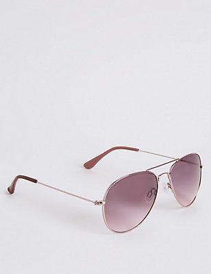 Aviator Sunglasses, LILAC, catlanding