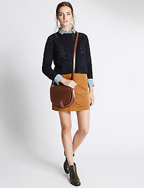 Casual Leather Bag, , catlanding