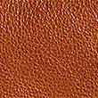 Bolso messenger de piel con adorno de tachuelas, BRONCE, swatch
