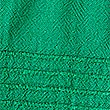 Chenille Striped Scarf, GREEN, swatch