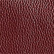 Leather Knot Detail Tote Bag, BURGUNDY, swatch