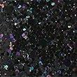 Two Part Block Heel Sparkle Sandals, BLACK, swatch