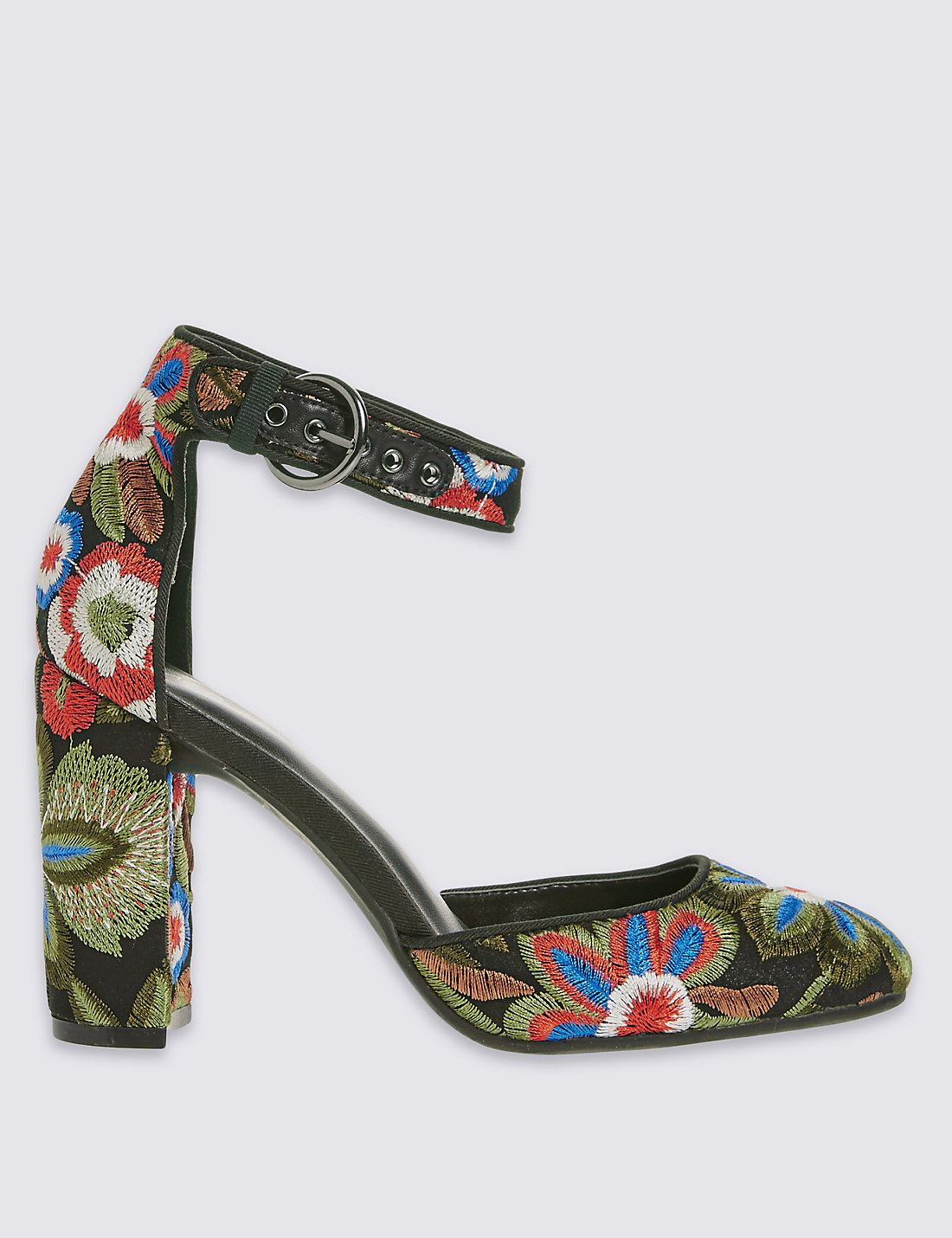 High heel embroidered court shoes with insolia ms high heel embroidered court shoes with insolia ccuart Image collections