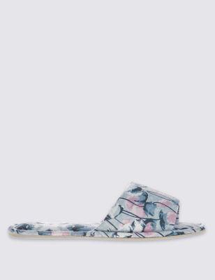 """Тапочки """"Маки"""" M&S Collection T023329"""