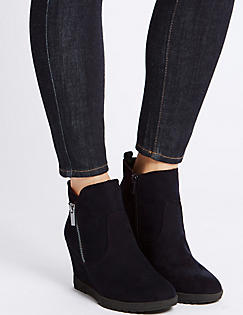 Womens Shoes & Boots | Ladies Flat & Heeled Shoes | M&S IE