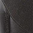 Baskets larges en cuir sans lacets, NOIR ASSORTI, swatch