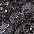 Sandales larges en cuir à talons carrés , BLEU MARINE, swatch