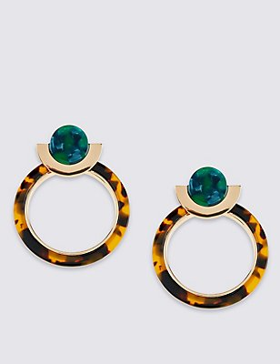 Statement Hoop Earrings, , catlanding