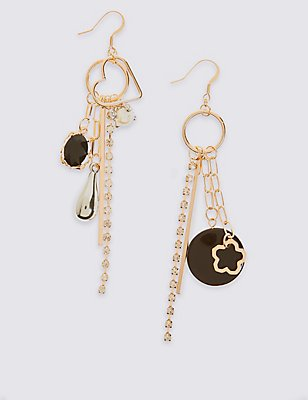 Cup Chain Mix Up Earring, , catlanding