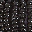 Beaded Ball Drop Earrings, BLACK MIX, swatch