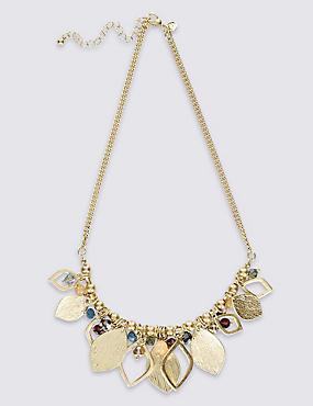 Triangle Bead Necklace, , catlanding