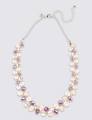 Sparkling Twist Necklace, , catlanding