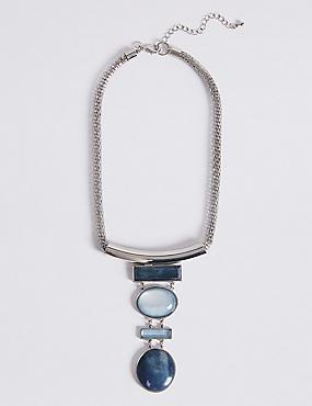 Halskette mit verschiedenen Anhängern, , catlanding