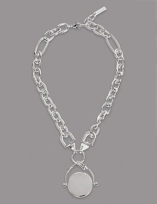Spinner Chain Necklace, , catlanding