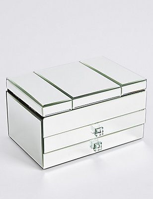 Deco Jewellery Box, , catlanding