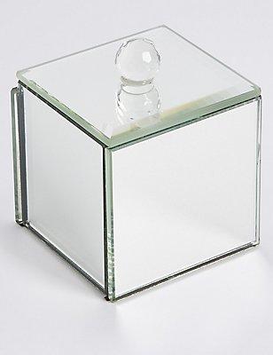 Mini Crystal Jewellery Box, , catlanding