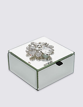 Mini Brooch Jewellery Box, , catlanding