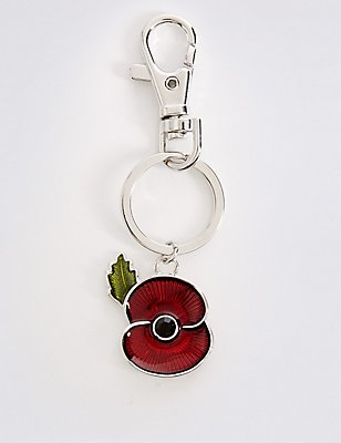 The Poppy Collection® Keyring, , catlanding