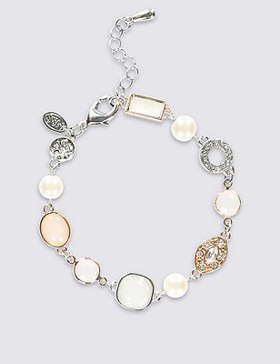 Chantilly Bead Bracelet, , catlanding
