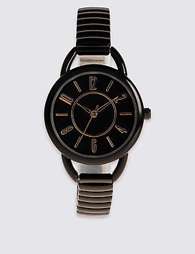 Black Expander Watch, , catlanding