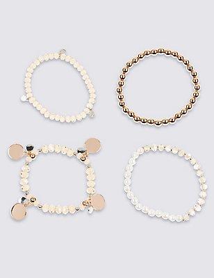 Sparkle Multi Bracelets, , catlanding