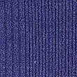 Soft Ribbed V-Neck Jumper, BLUE, swatch
