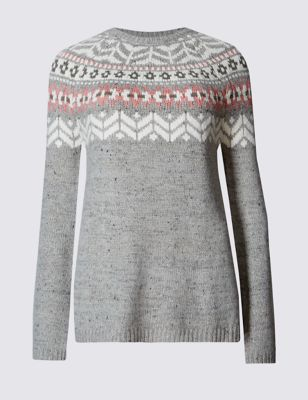 ������� ������� � ������ Fair Isle M&S Collection T382122