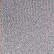 Pullover aus reinem Kaschmir mit geripptem Rundhalsausschnitt, MITTELGRAU, swatch
