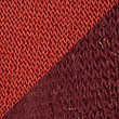 Gilet veste à motif color block, RAISIN FONCÉ, swatch