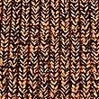 Jersey sin mangas con cuello redondo texturizado, MEZCLA DE TONOS NARANJAS, swatch