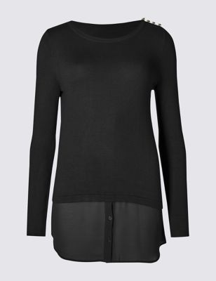 ������� � �����-�������� � ������������� ���������� M&S Collection T386570