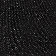 Scallop Trim Long Sleeve Cardigan, BLACK, swatch