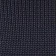 Pure Cotton Stitch Yoke Jumper, NAVY, swatch