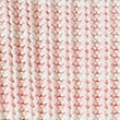 Pure Cotton Cable Knit Dipped Hem Jumper, PINK MIX, swatch