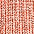 Pure Cotton Ribbed Slash Neck Jumper, ORANGE MIX, swatch